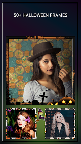 Halloween Wishing card & Halloween Greetings Screenshot