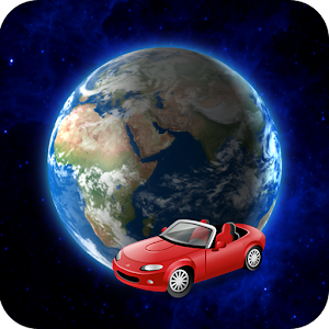 Download CAR IN SPACE For PC Windows and Mac