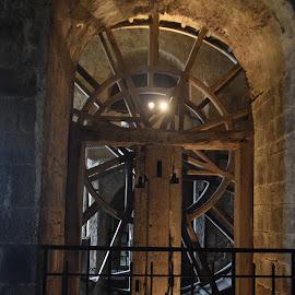 Mont Saint-Michel, France by Lynnie Keathley - Buildings & Architecture Public & Historical