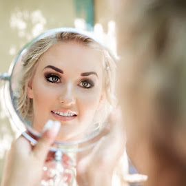 Mirror Mirror by Lyndie Pavier - Wedding Getting Ready