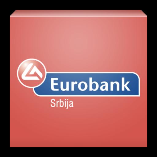Android aplikacija Eurobank Srbija m-B@nking