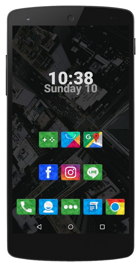 Rectron Icon Pack Screenshot 0