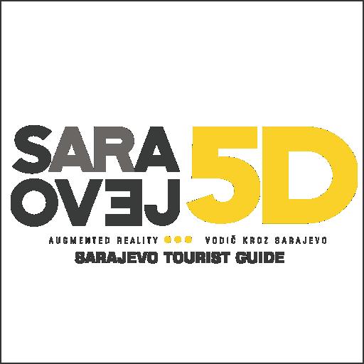 Android aplikacija Sarajevo 5D - Augmented Reality Tourist Guide na Android Srbija