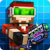 15.  Pixel Gun 3D: Survival shooter & Battle Royale