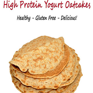High Protein Yogurt Oatcakes