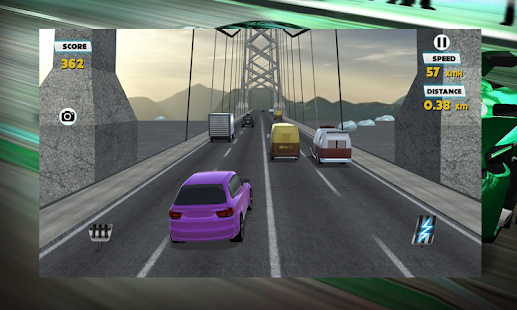 Traffic Racer PRO:City Highway - screenshot
