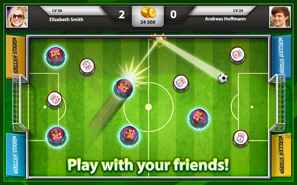 Soccer Stars screenshots