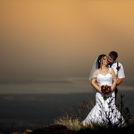by Nici Pelser - Wedding Bride & Groom (  )