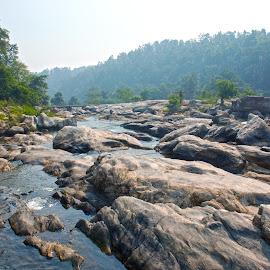 Mountain by Kunal Kumar Maurya - Landscapes Mountains & Hills ( water falls, water fall )