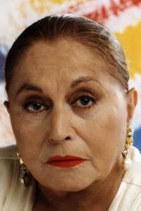 RECORDEMOS A la insigne actriz Ofelia Guilmain.