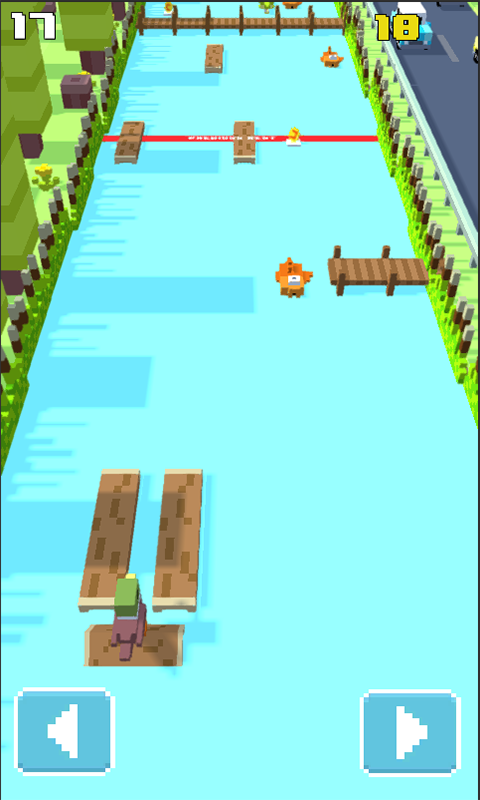 Loggy River Screenshot 0