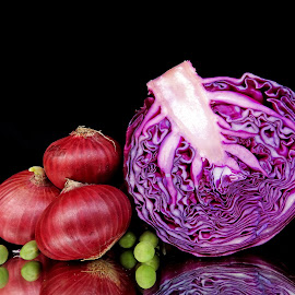 Veg by Asif Bora - Food & Drink Fruits & Vegetables
