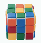 "Головоломка ""Кубик конструктор"" 3x3"