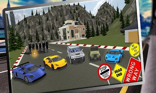Game Offroad Car Drifting 3D APK for Kindle