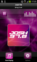 Screenshot of Josh FM