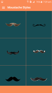 Punjabi Moustache Styles - screenshot