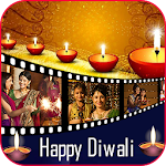 Diwali Video Maker 2019 - Slideshow Maker 2019 Icon