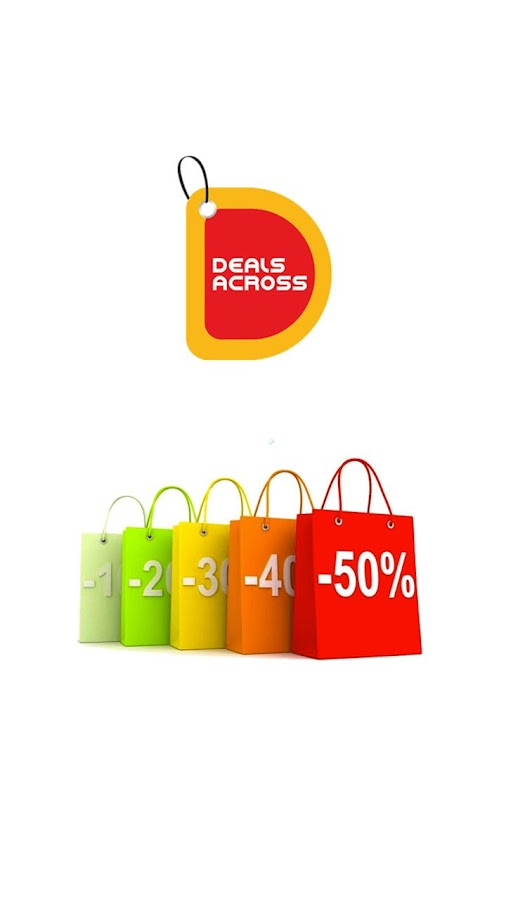 DealsAcross-Deals&Offer nearby Screenshot 0