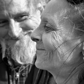 True Love by LifesEternalpro Ohio - People Couples ( black & white,  )