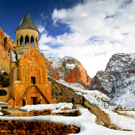 Noravank by Stanley P. - Buildings & Architecture Other Exteriors ( buildings, architecture )