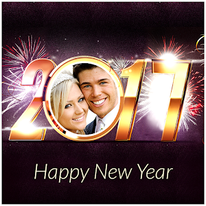 2017 New Year Photo Editor