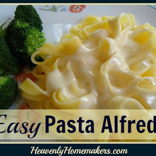 Easy Alfredo Sauce Without Milk Recipes