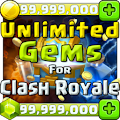 Generator Gems for CR Prank APK for Bluestacks