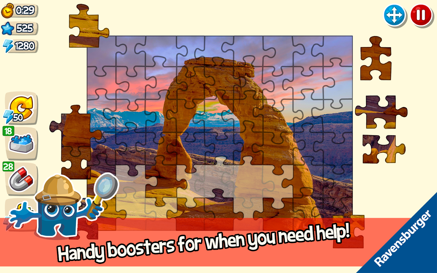 Puzzle Adventures Screenshot 9
