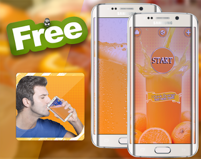 Drink Orange : Drinking Games - screenshot