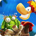 Game Rayman Adventures apk for kindle fire