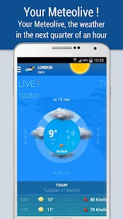 Weather Crave APK for Bluestacks