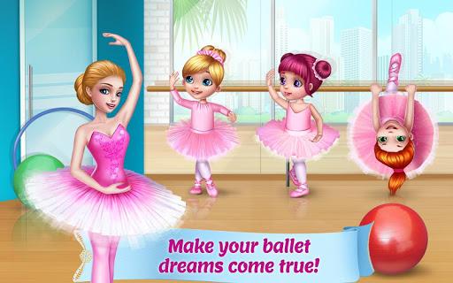 Pretty Ballerina - screenshot