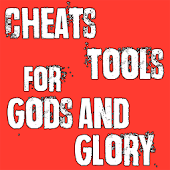 Download Cheats Tools For Gods And Glory APK to PC