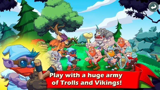 Trolls vs Vikings 2- screenshot thumbnail