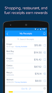App Receipt Hog - Receipts to Cash apk for kindle fire