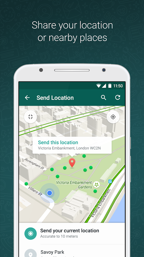 Whatsapp Messenger Android Apps On Google Play