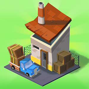 Build Away! - Idle City Game For PC (Windows & MAC)