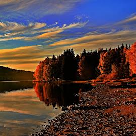 by Michal Valenta - Landscapes Sunsets & Sunrises (  )