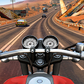 Game Moto Rider GO: Highway Traffic version 2015 APK