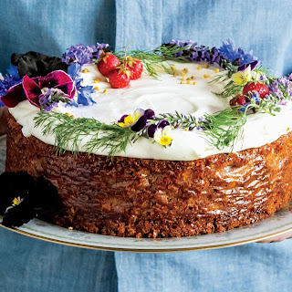 Honey Cake With Honey Cream Cheese Frosting Recipes