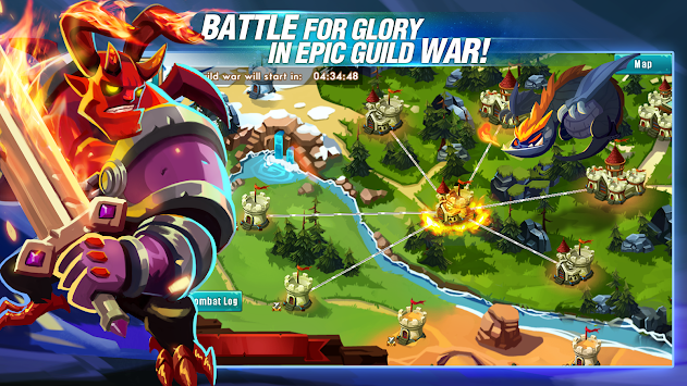 We Heroes - Born To Fight APK screenshot thumbnail 8