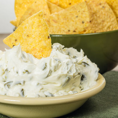 Cream Cheese Chile Dip