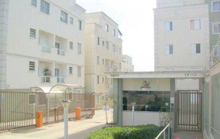 Apartamento com 3 dormitórios para alugar, 107 m² por R$ 1.450/mês Condomínio Spazio Splendido, 10400 - Condomínio Spazio Splendido - Sorocaba/SP