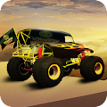 Monster Truck Superhero APK for Bluestacks