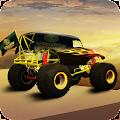 Monster Truck Superhero APK for Bluestacks