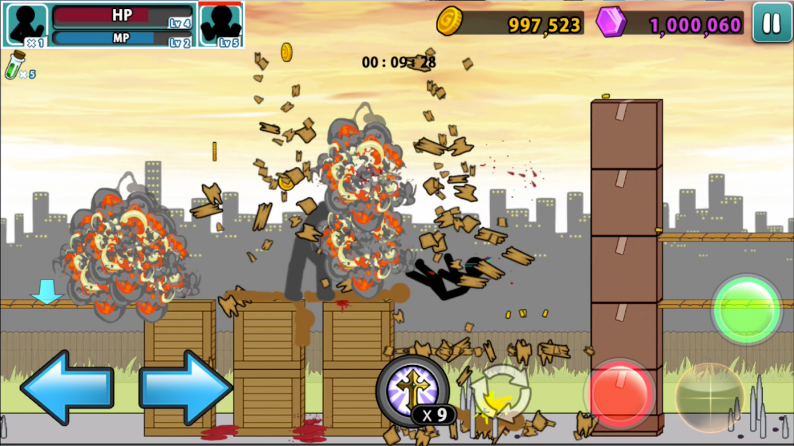Anger of Stick 5 Screenshot 9