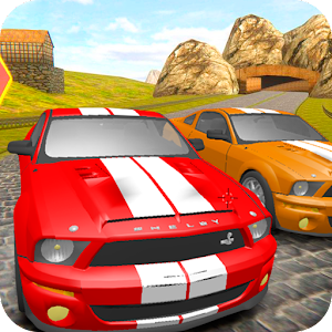 Mustang Driving Car Race For PC / Windows 7/8/10 / Mac – Free Download