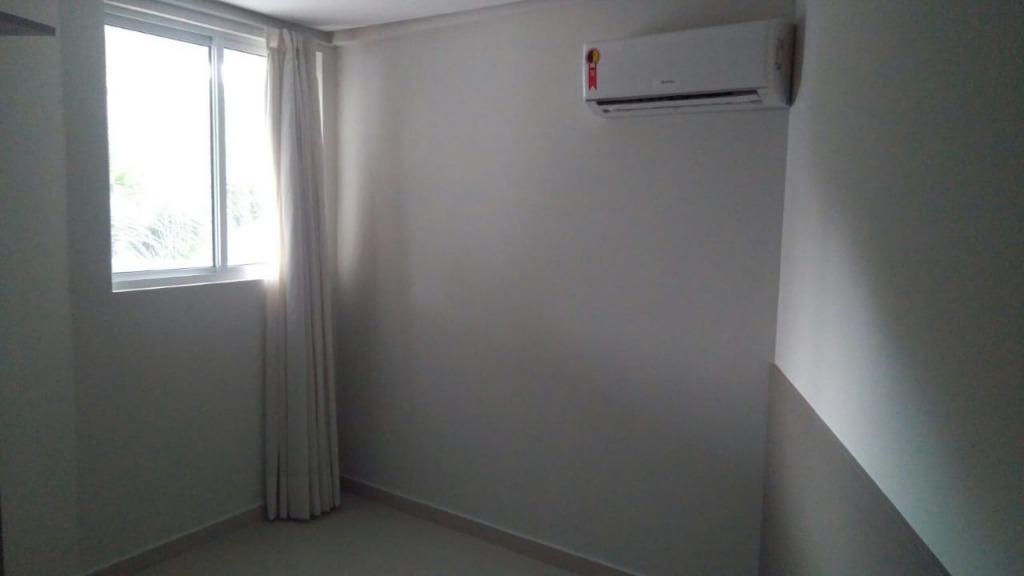 Apartamento com 2 dormitórios para alugar, 57 m² por R$ 1.600/mês - Jardim Oceania - João Pessoa/PB