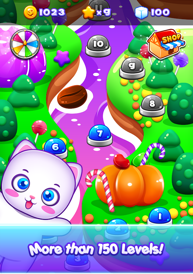 Candy Busters Screenshot 4