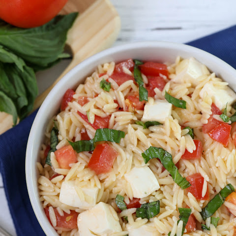 Fresh Mozzarella Pasta Salad